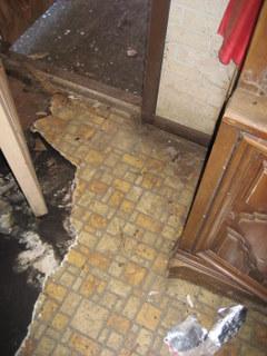 Inside the front door of Little H
